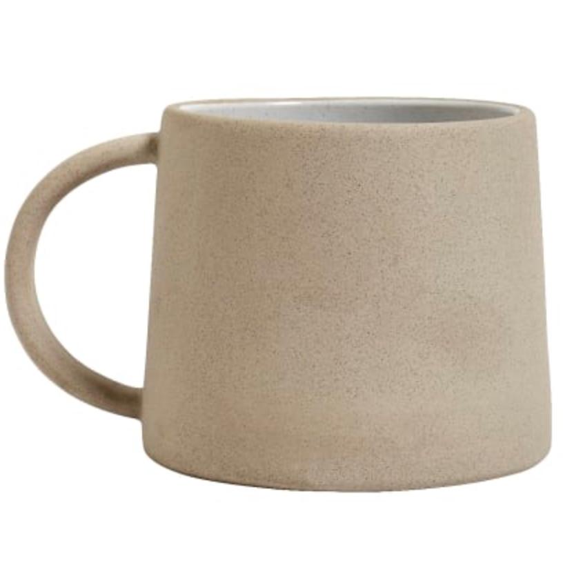 Nordal Sand Stoneware Mug
