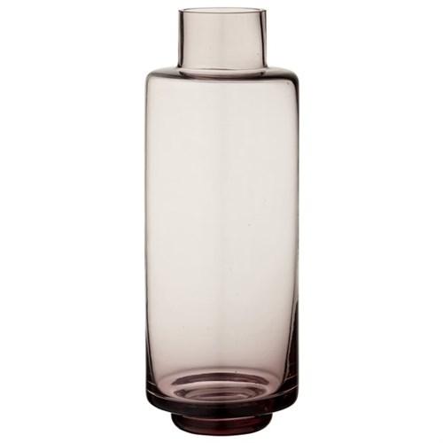 Lenebjerre Woodrose Hedria Glass Vase