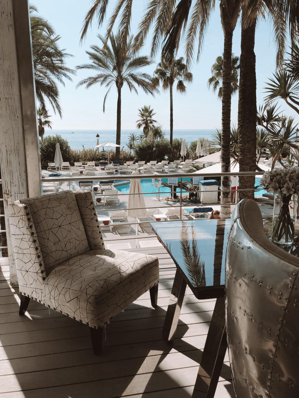 Sea Grill Restaurant Marbella
