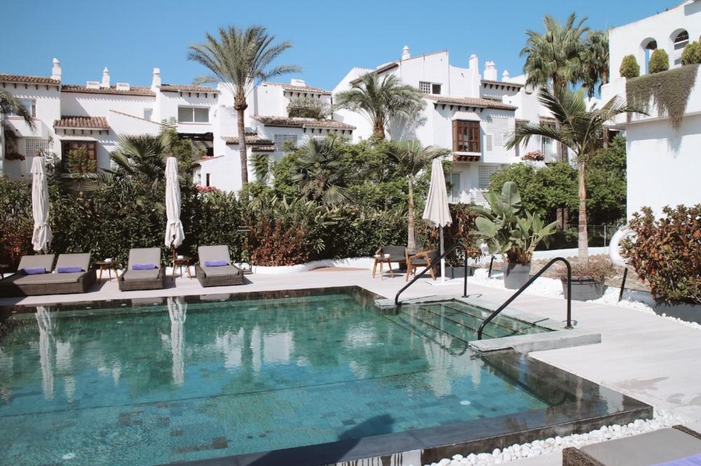 Nobu Hotel Marbella Pool