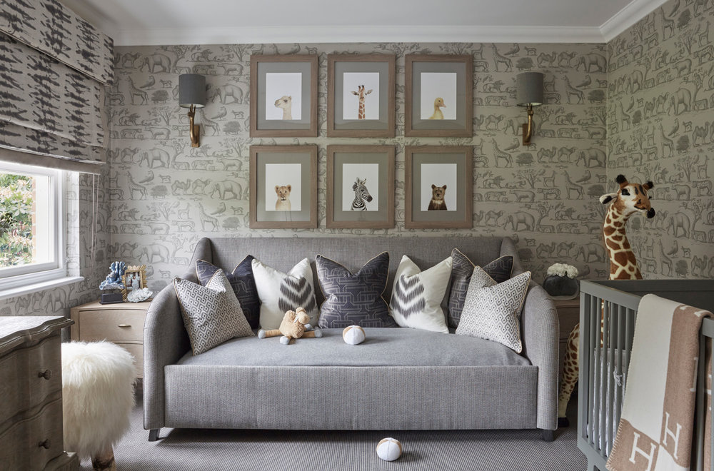 Cobham Project - Sophie Paterson Interiors