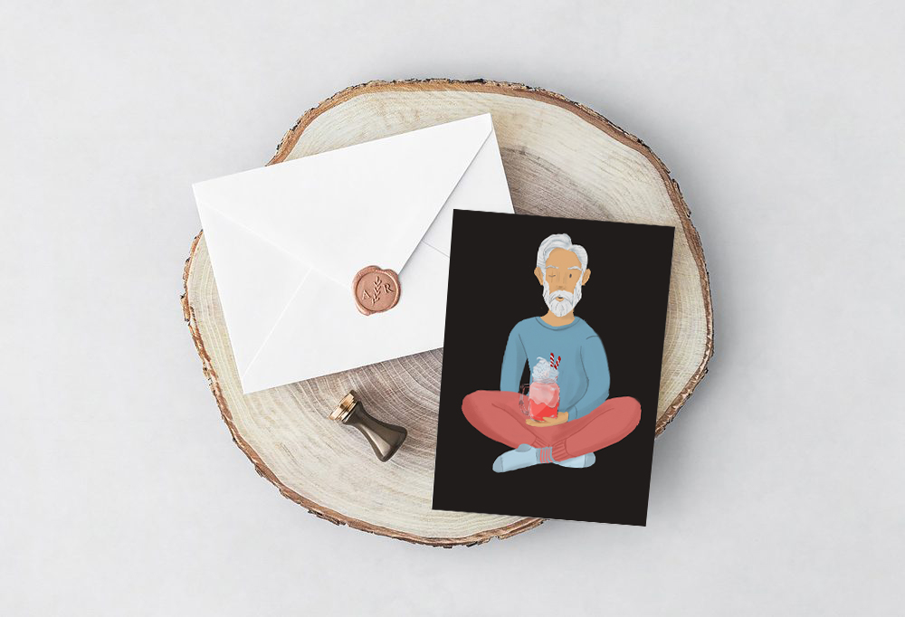 Odin Greeting Card - mythology Studio.jpg