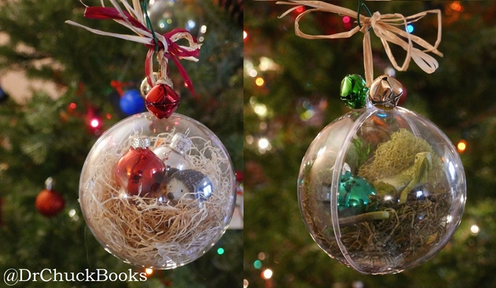 DIY Animal Terrarium Ornaments! Instructions open in new window