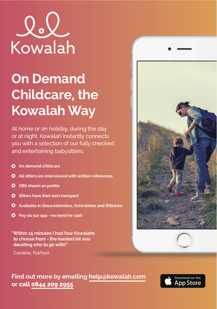 Give On Demand Childcare to your customers - if your business relies on customers having easy access to high quality, safe childcare to use your service then Kowalah could be your ideal partner.We help hotels, B&B's, holiday cottages, restaurants and pubs to attract families without the need to provide childcare services themselves.we can provide flyers for your premises and online booking forms to personalise your guest's experience.