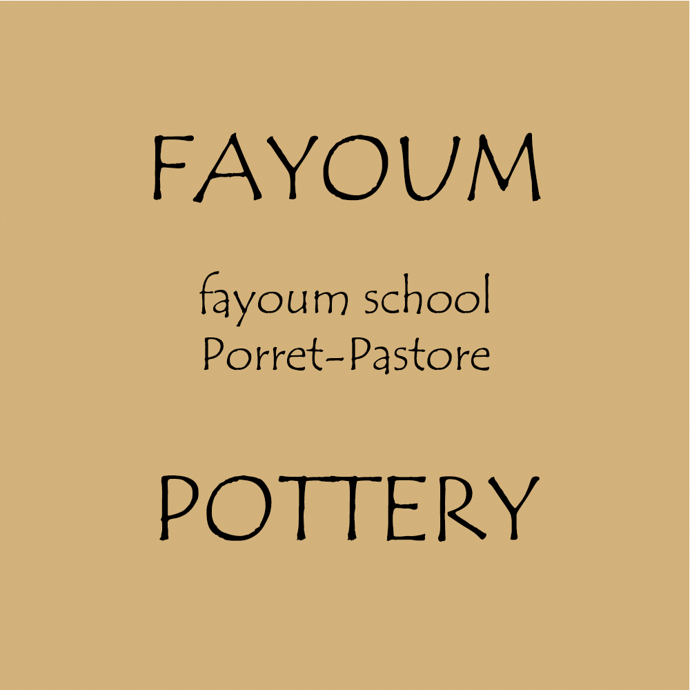 Fayoum pottery school