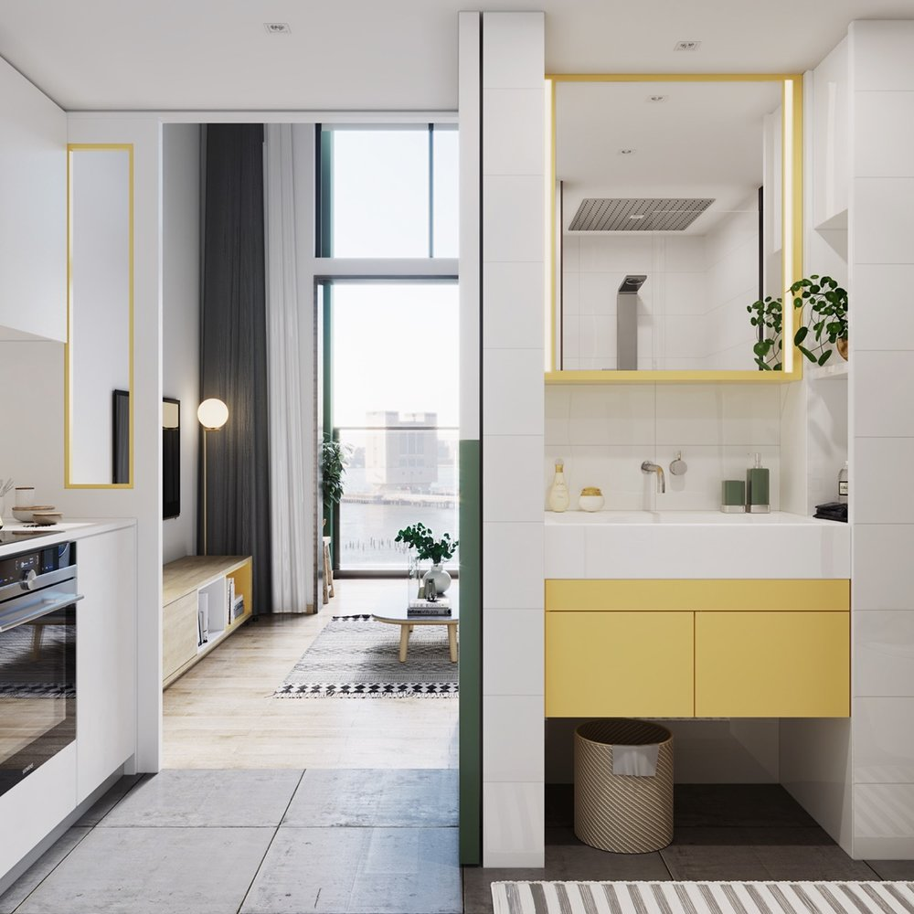 yellow accents home-designing.jpg