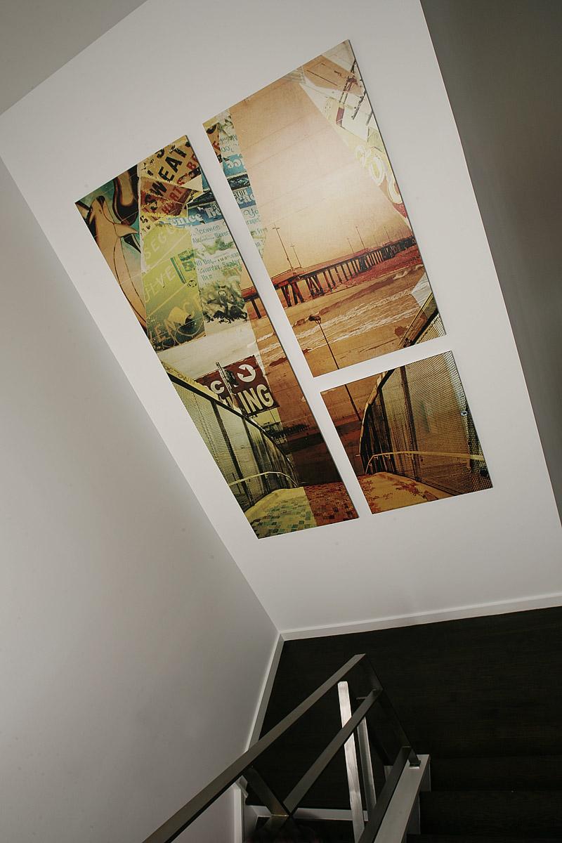 Custom Hallway Artwork