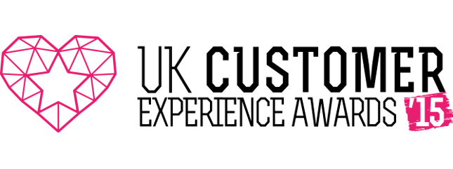 Best Feedback & Insight  UK Customer Experience Awards 2015