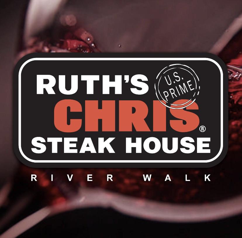 Ruth's Chris Steak House – Riverwalk ,   600 E Market St, San Antonio, 78205  P 210-227-8847    Make a Reservation on OpenTable