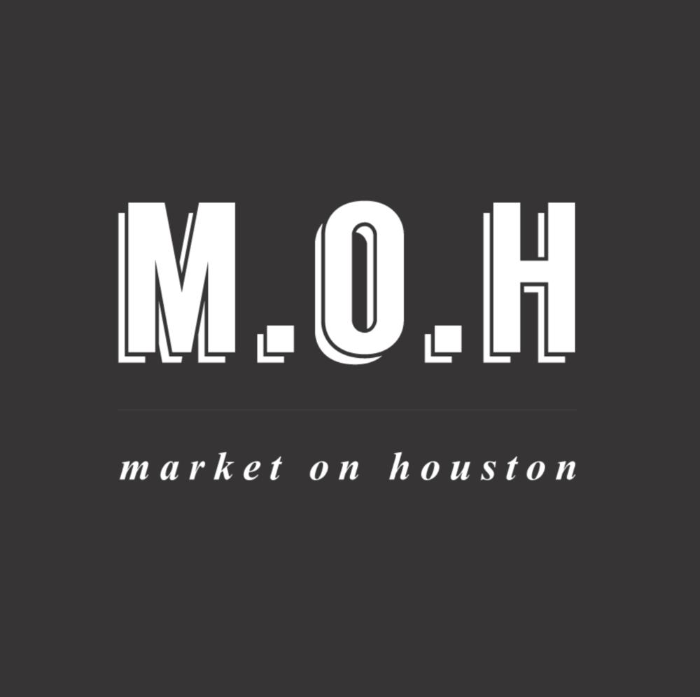 Market on Houston , Lunch & Dinner  205 E. Houston Street, San Antonio, 78205  P 210-554-1721   Make a Reservation on OpenTable