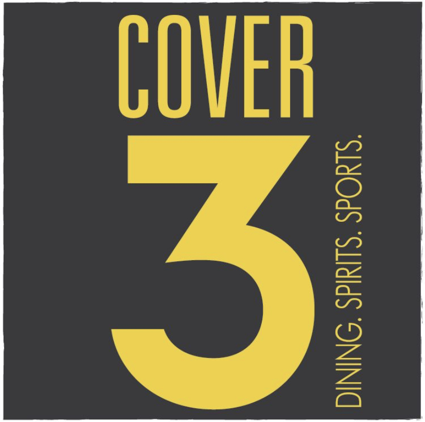 Cover 3 , Lunch & Dinner  1806 North Loop 1604 W, San Antonio, 78212  P 210-479-9700