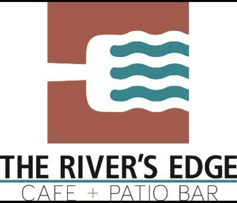 The River's Edge Cafe + Patio Bar , Breakfast & Dinner  200 S. Alamo St., San Antonio, 78205  P 210-270-0786