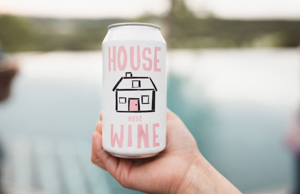 House Wine Is A Good Thing