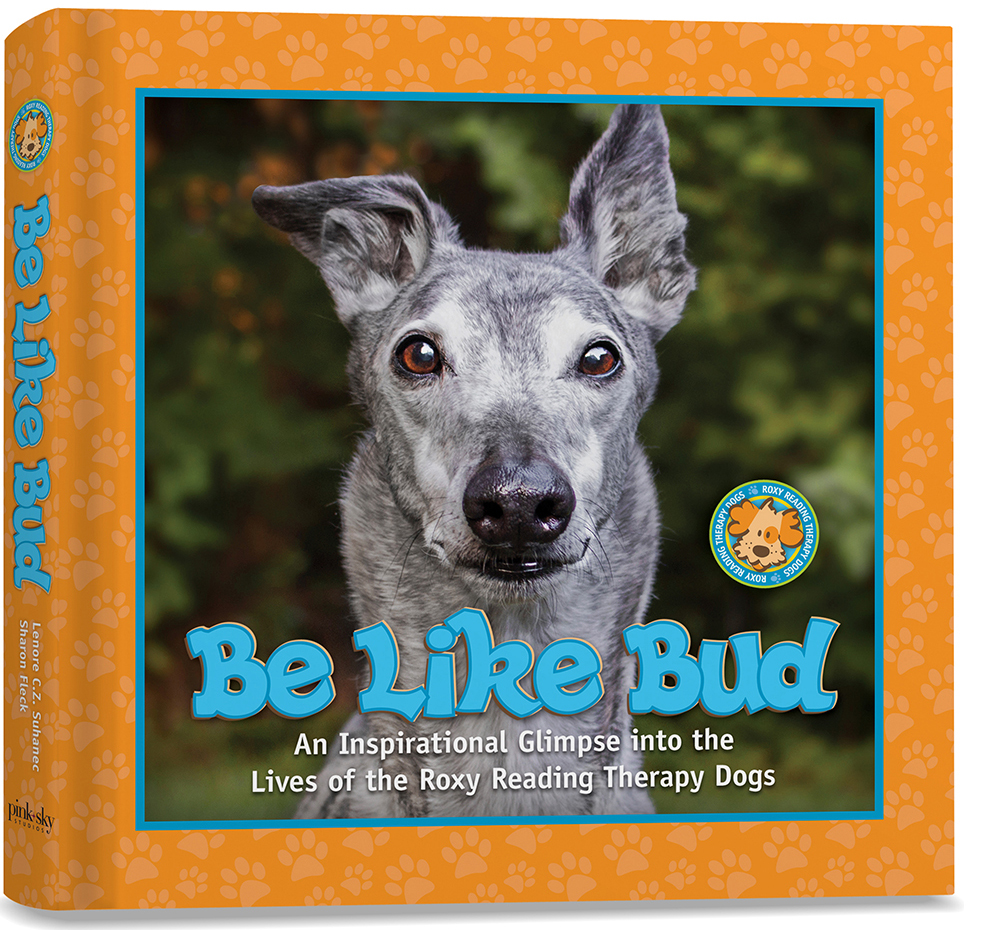 Our first childrens' book, Be Like Bud