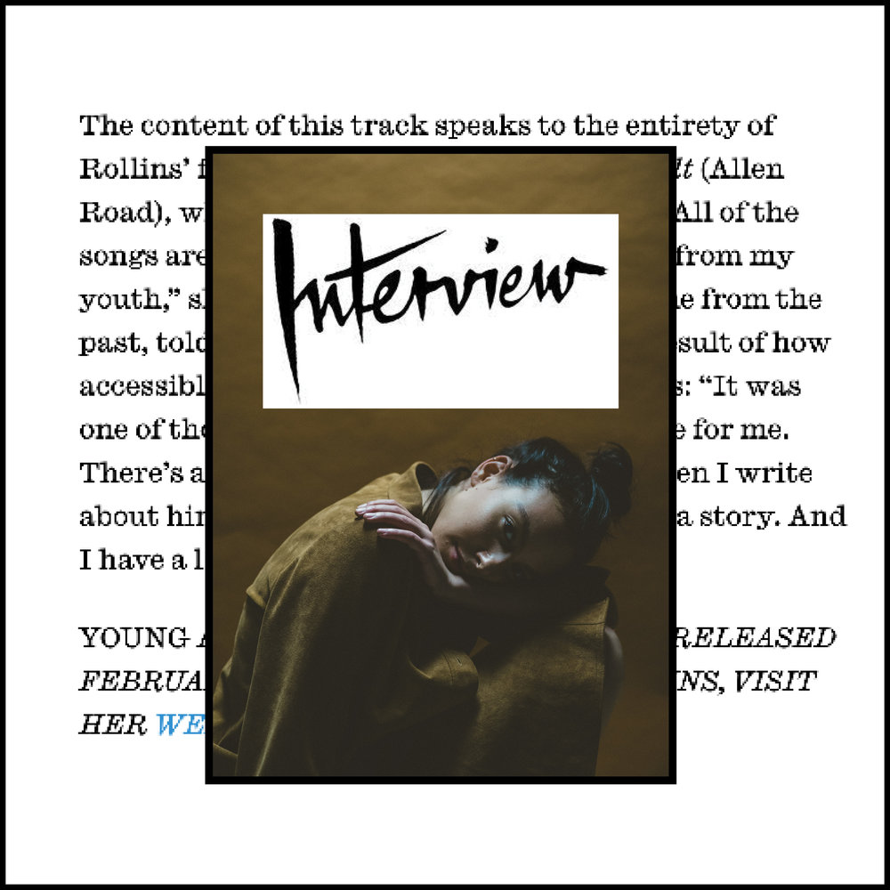 Link -  Interview