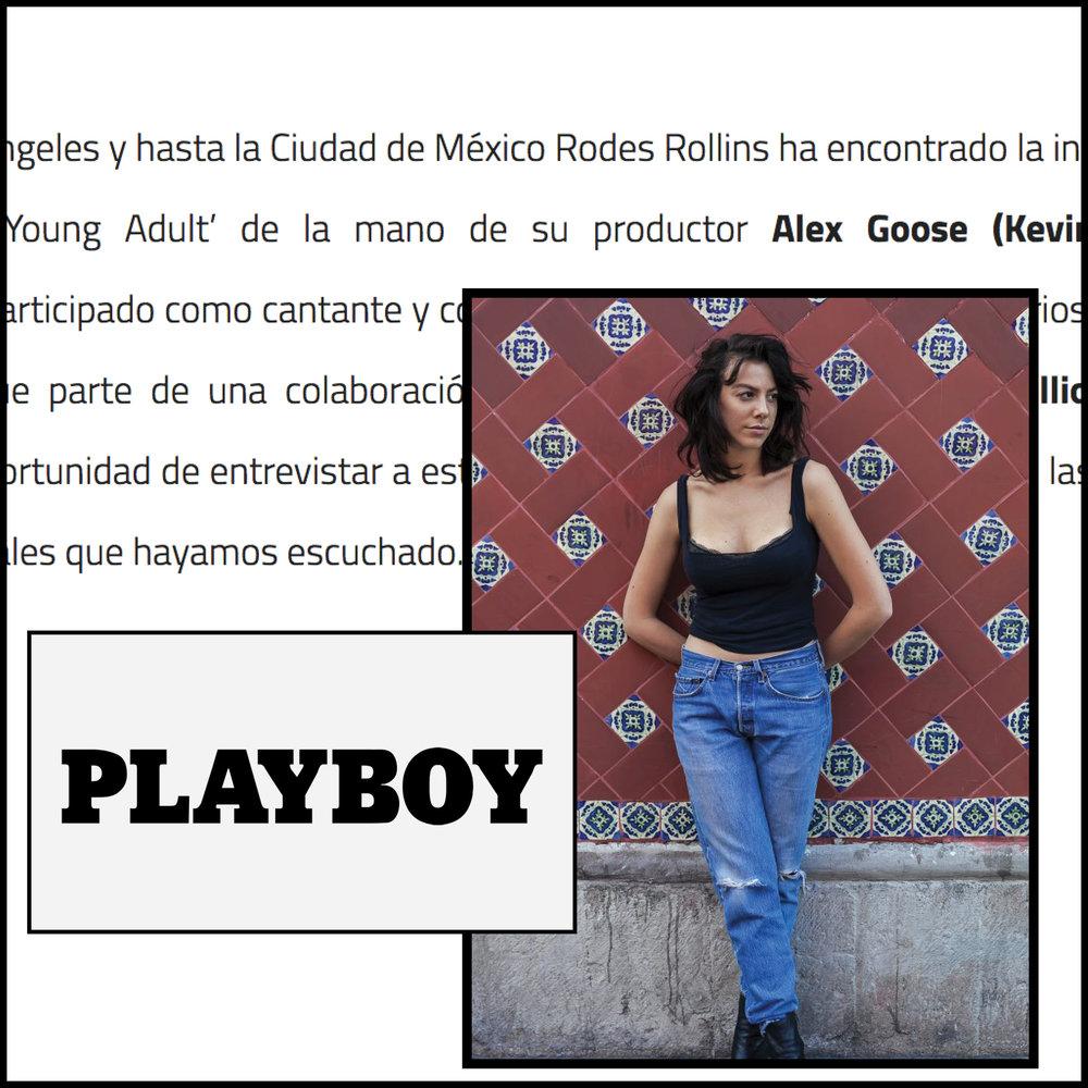 Link -  Playboy