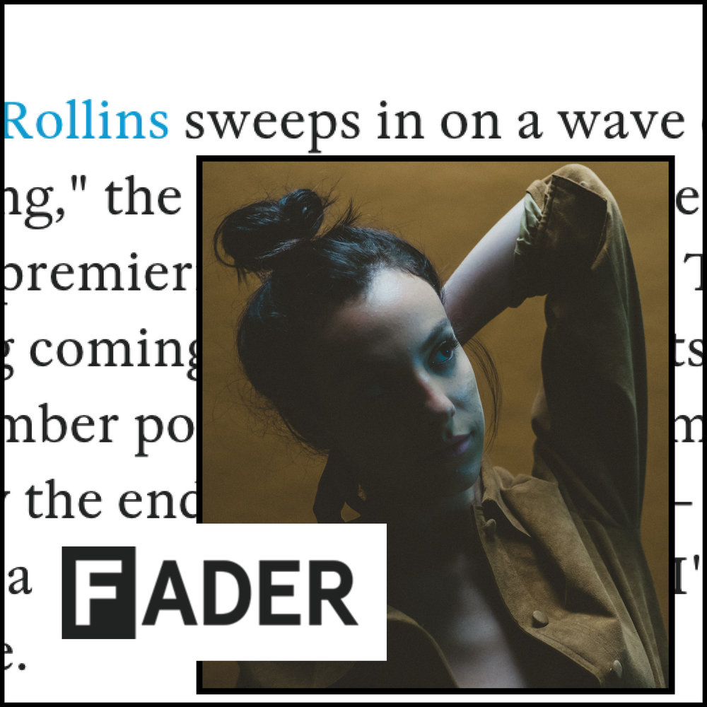 Link -  The FADER