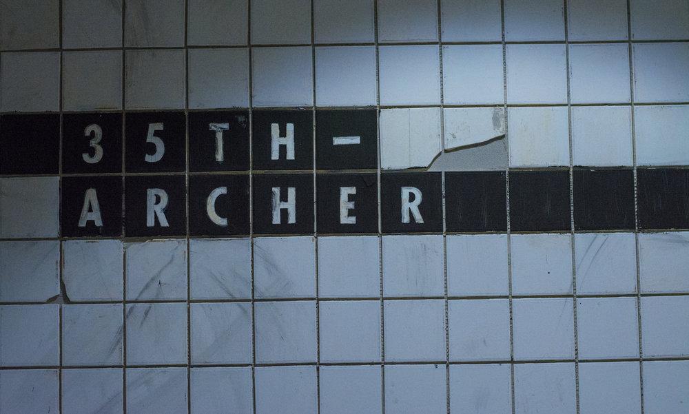 - 35th / archer