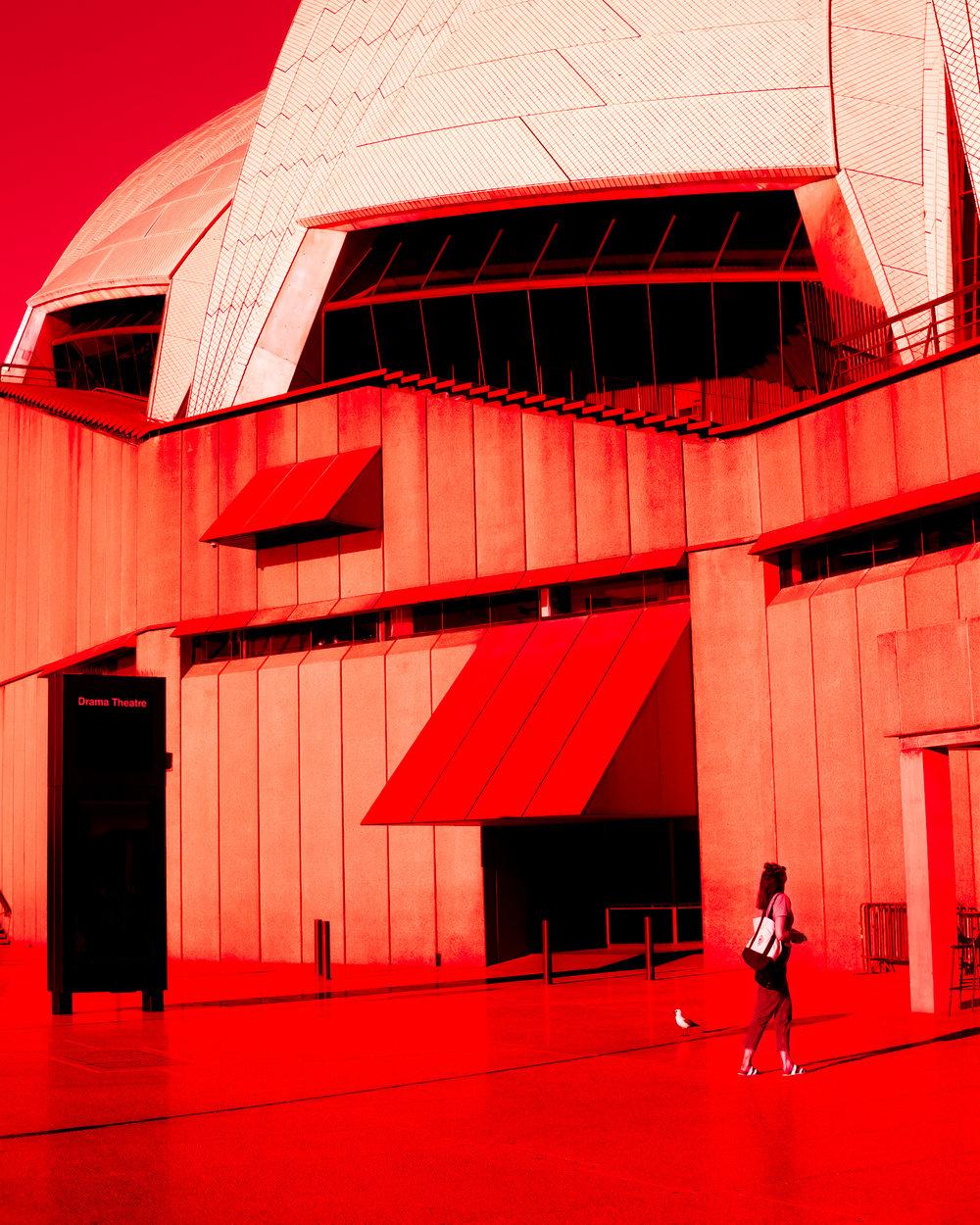 Sydney Opera House, Australia, 2018