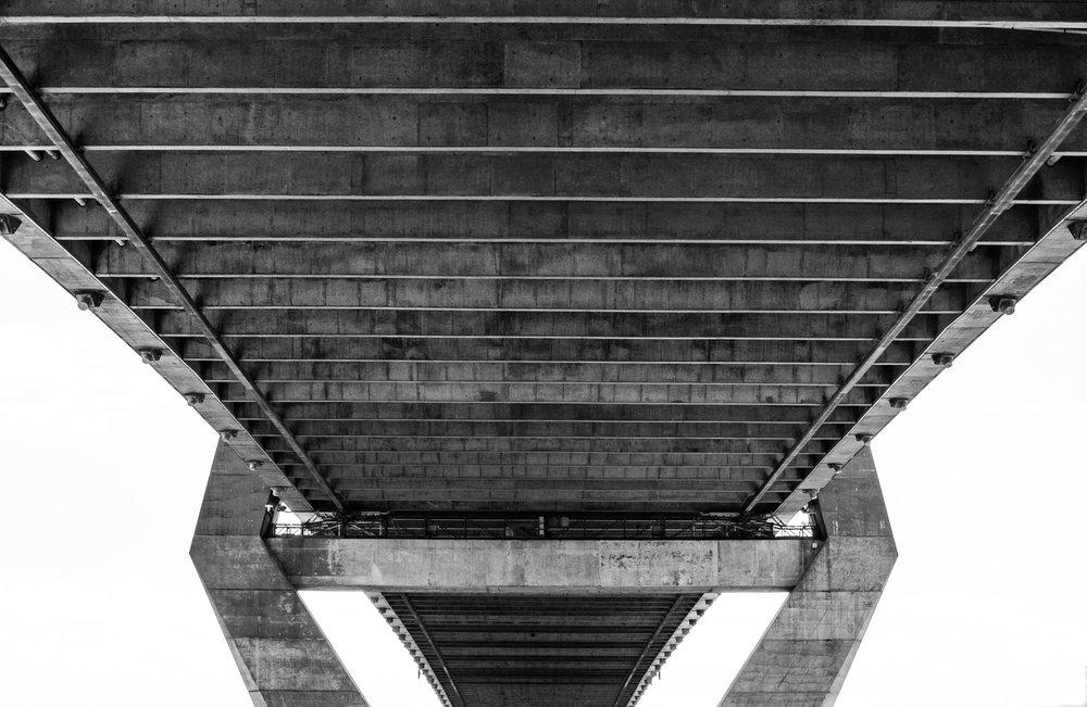 Anzac Bridge, Sydney, Australia, 2018