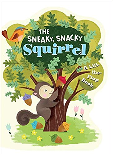 The Sneaky Snacky Squirrel