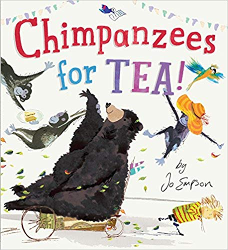 Chimpanzees for Tea