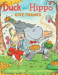 Duck and Hippo Give Thanks.jpg