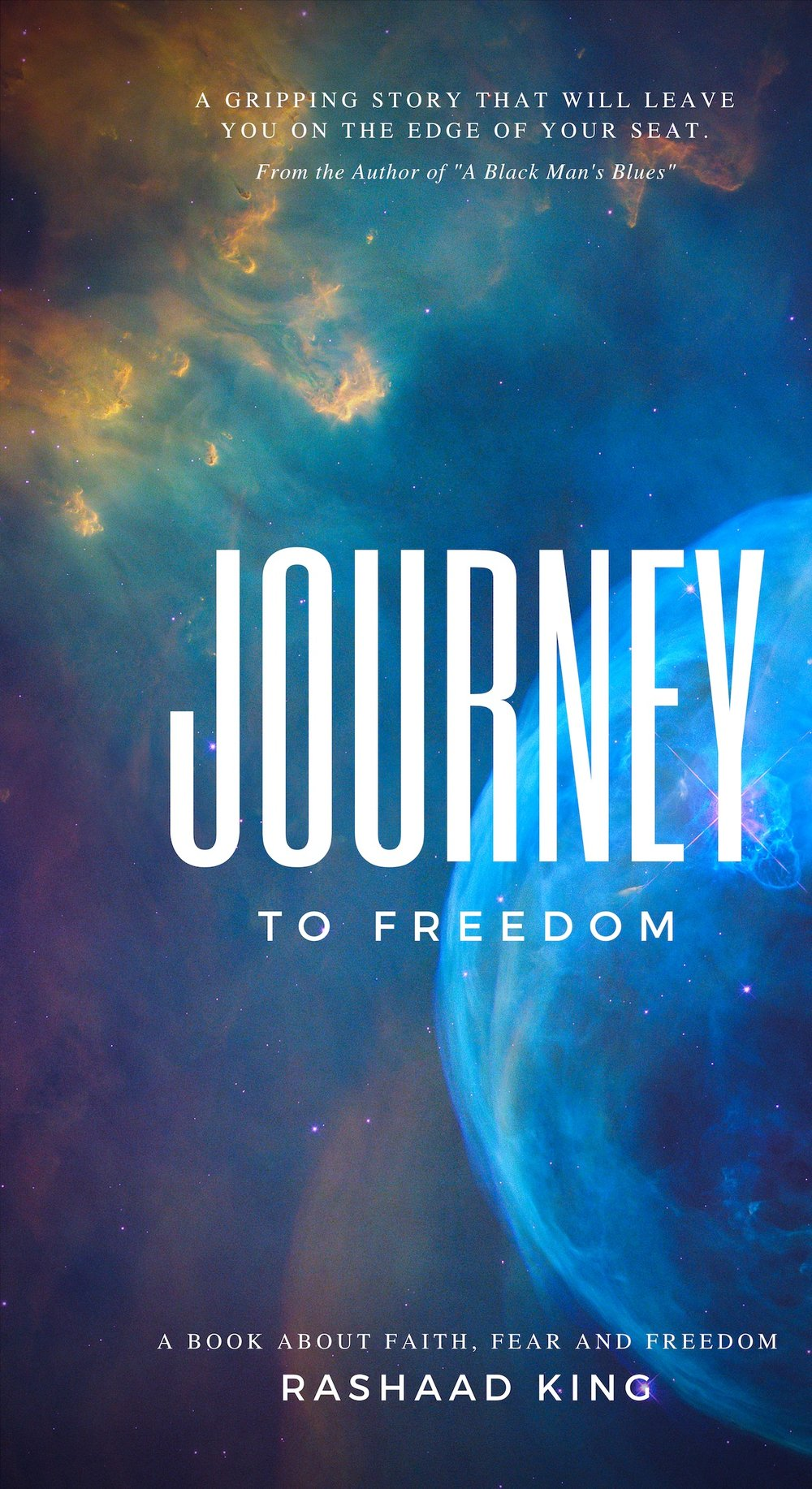 Preorder my new book! - In my new book, Journey to Freedom, I give a personal account of navigating the tumultuous waters of loss, depression, fear, uncertainty and doubt. After surviving four failed suicide attempts, after the death of my mother, after experiencing homelessness, I soon realized that I was here on purpose. This book is for anyone working through a transitional period. This is for the strong who is facing a moment of weakness. This is for all the Souljers in the world.Learn More