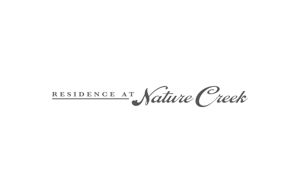 Residence at Nature Creek logo