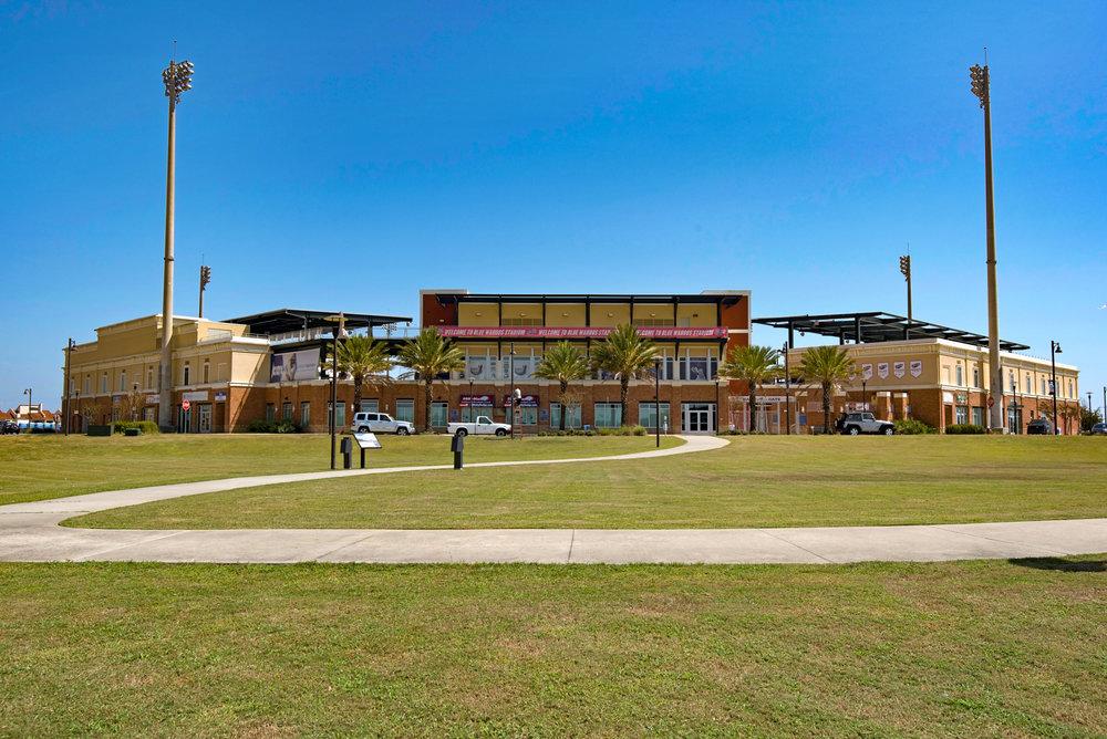 Community Maritime Park, Downtown Pensacola