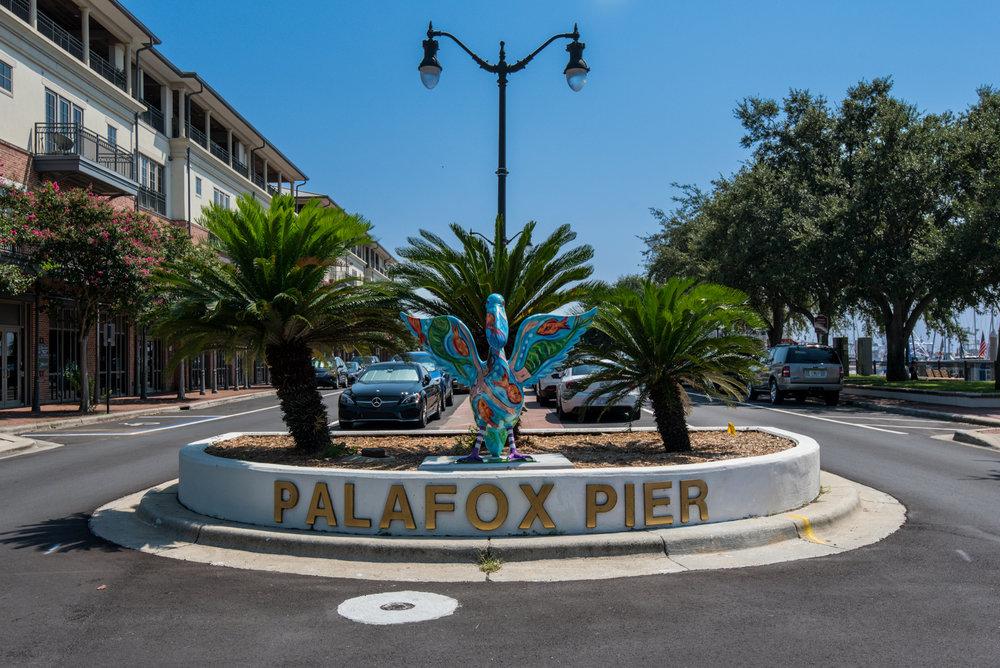 Palafox Pier, Downtown Pensacola