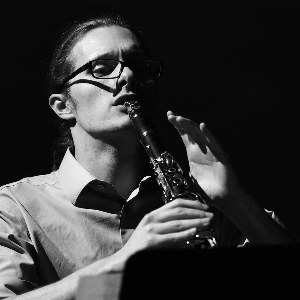 Clarinetist  Ford Fourqurean  strives to bring together communities through contemporary music. He is in demand as a guest artist and clinician at universities and institutions throughout the United States. He serves as artistic director of Unheard-of//Ensemble and member of Amalgama, along with many other projects connecting contemporary music to wider audiences. Ford was a 2017 fellow at the Bang on a Can Summer Festival at Mass MOCA. In 2016, he served as the Contemporary Ensemble Fellow for the Atlantic Music Festival. In 2015, he presented at Clarinet Fest as finalist of the International Clarinet Association Research Competition. Ford recently completed studies at the Manhattan School of Music as a member of the Contemporary Performance Program working with David Krakauer and Alan R. Kay. He earned a Master of Music degree at Stony Brook University where he served as teaching assistant for music of world cultures.