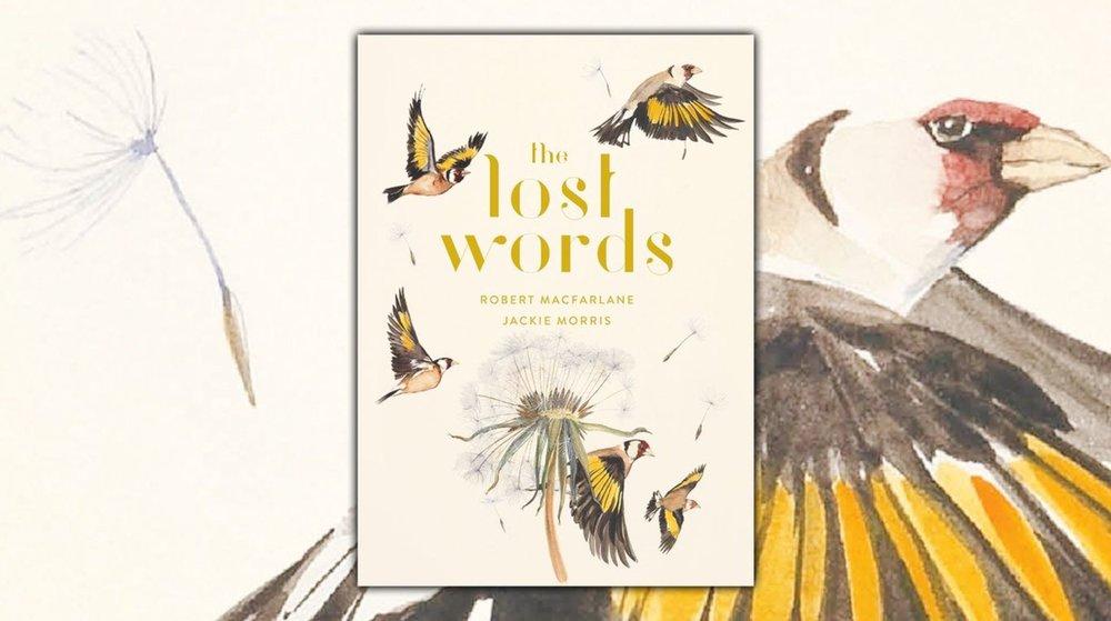 """The Lost Words,"" by Robert MacFarlane and Jackie Morris (Hamish Hamilton Ltd)"