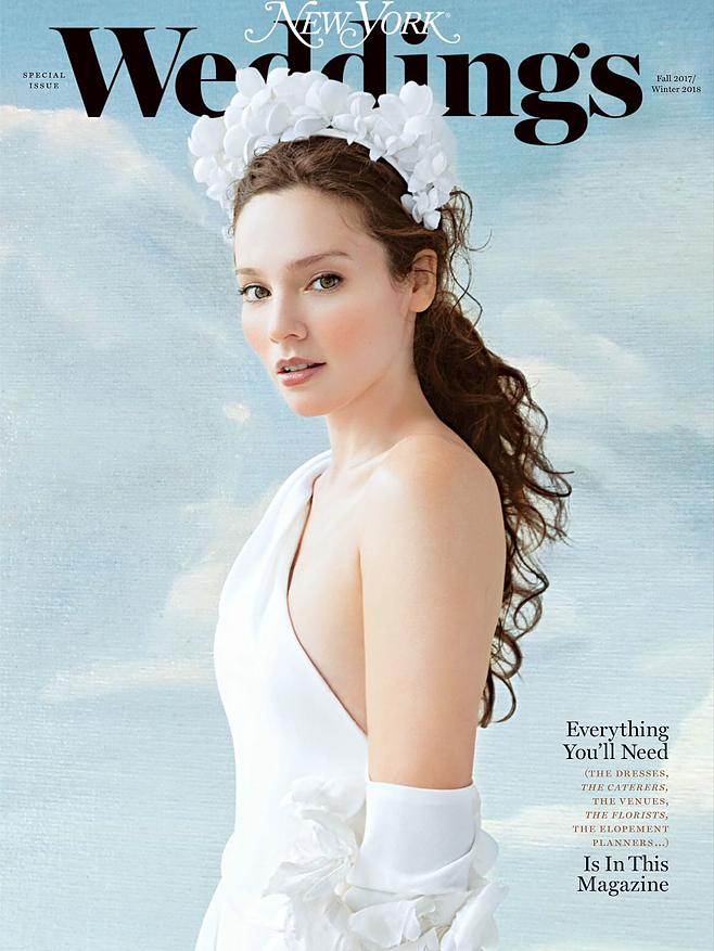 New York Magazine — Weddings Fall 2017/Winter 2018