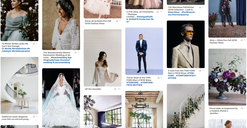 Pinterest Faves! March 2018 — Blog | Davis Row | Wedding Planner NYC