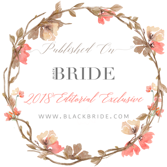 Black Bride 2018 Editorial Exclusive
