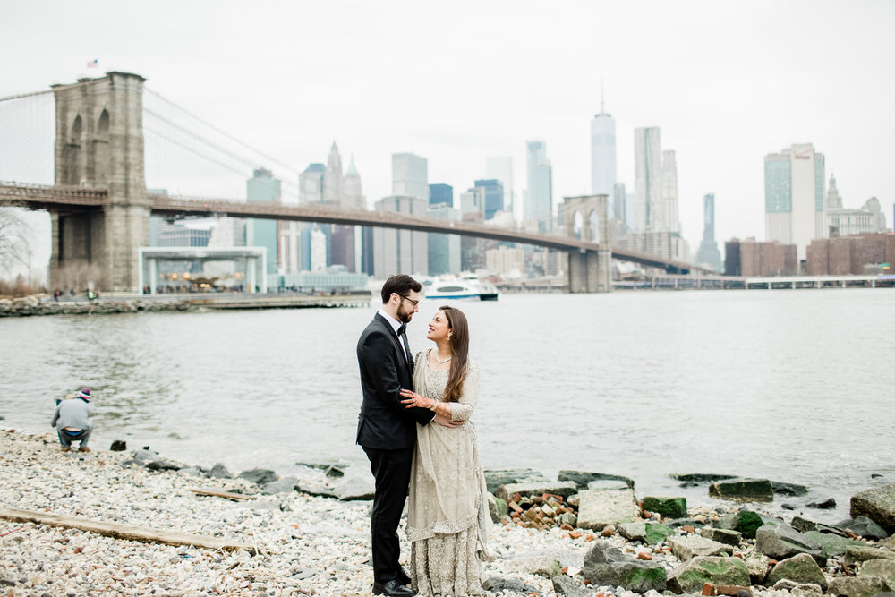 SABRINA & JEFF - The Green Building / Brooklyn, New York