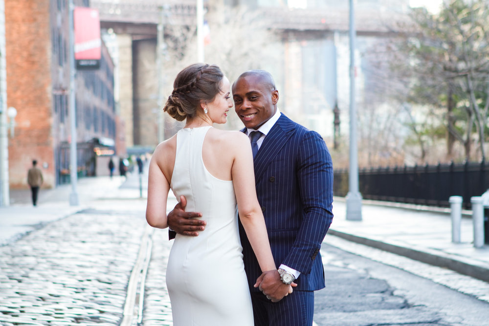 OLGA & DANIEL - DUMBO Waterfront / Brooklyn, New York