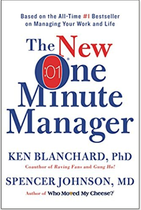 https://www.amazon.com/New-One-Minute-Manager/dp/0062367544/ref=sr_1_2_sspa?s=books&ie=UTF8&qid=1519832715&sr=1-2-spons&keywords=1+minute+manager&psc=1   .