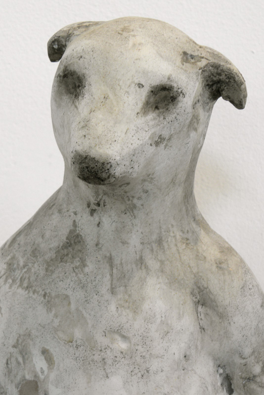 """Lamb Girl,"" 2010 (Detail)"