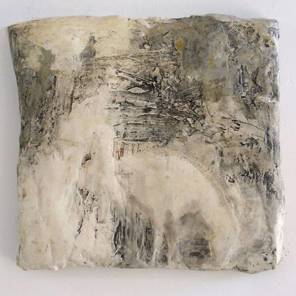 """""""Field,"""" 2006 Marble mix 13 x 13 x 2.75 inches"""
