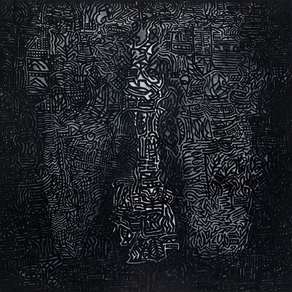 The Portraitist (P-126), 2003