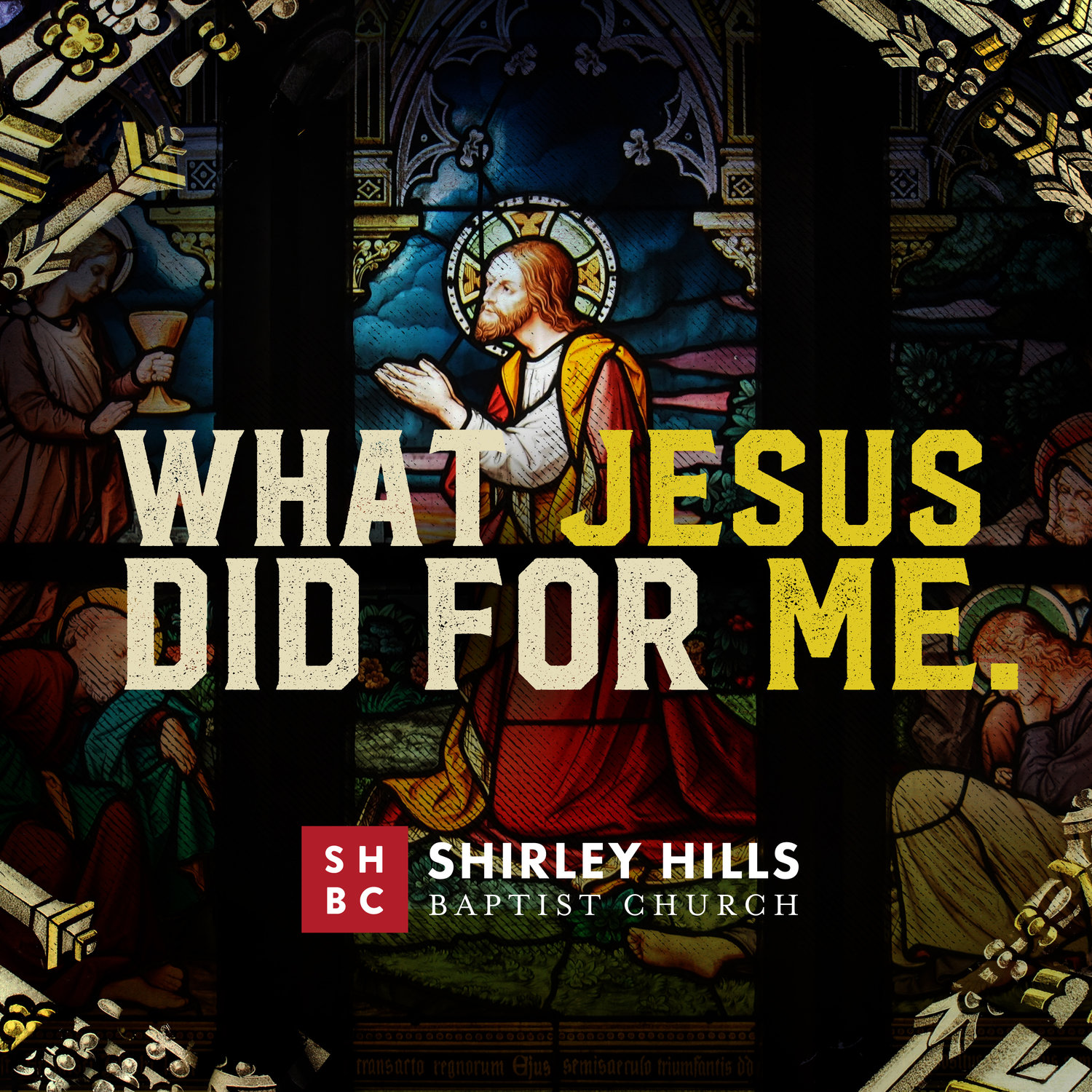 What Jesus Did For Me  | Matthew 26-27 — Shirley Hills