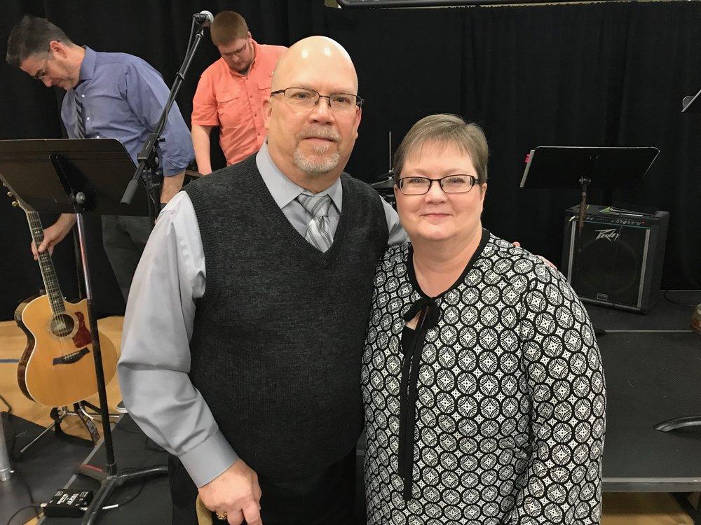 Phillip & Jennifer Simpson