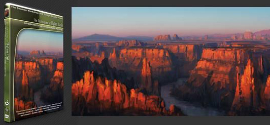 Introduction to Landscape Matte Painting