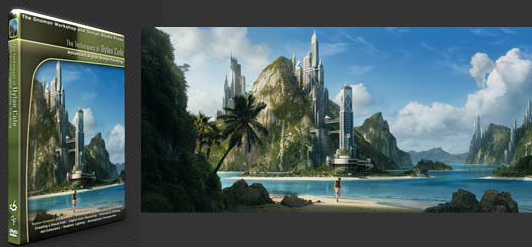 Advanced Digital Matte Painting