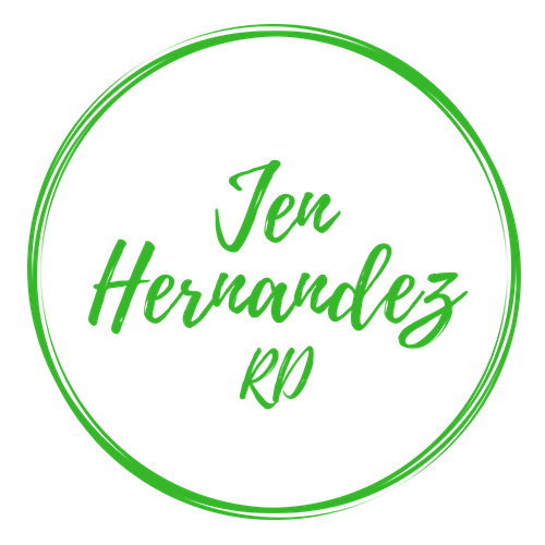 Jen Hernandez | Virtual Dietitian for Kidney Disease and more