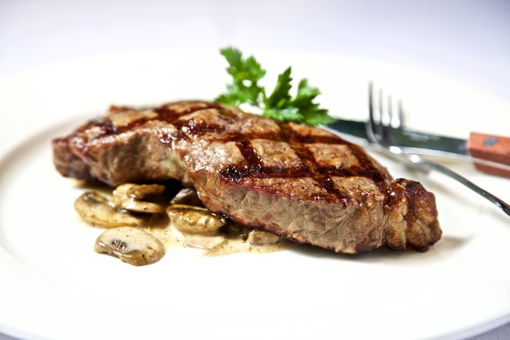 Emmett O'Lunney's Irish Pub Steak