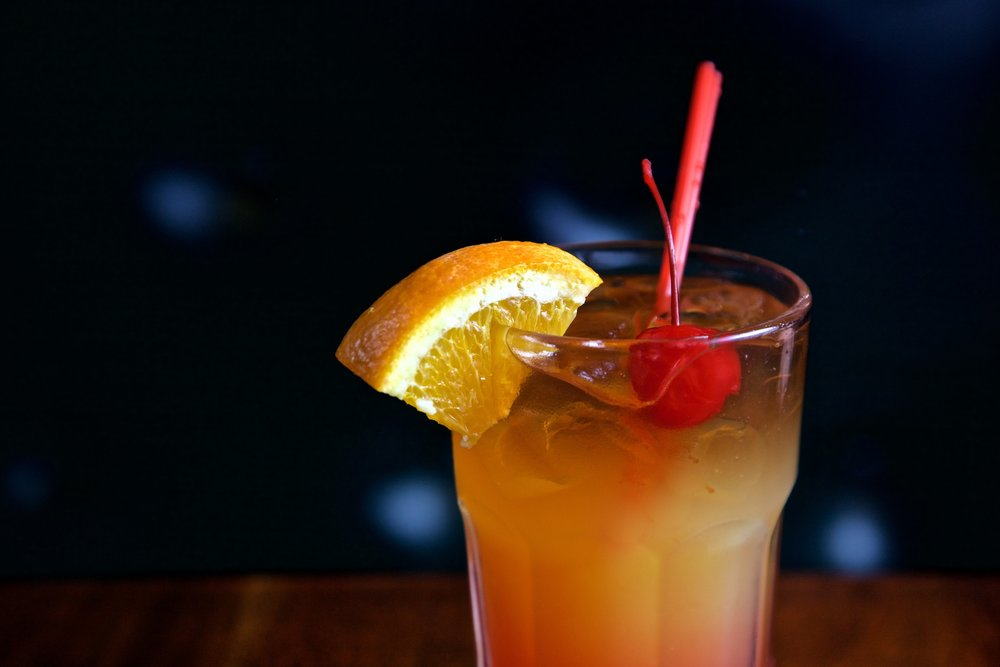 Emmett O'Lunney's Irish Pub Cocktail