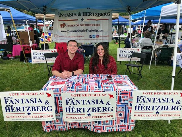 We had a great time at Vernon Day & Food Truck Festival today! #vernon #sussexcountynj #vernonPAL #dawnjosh2018